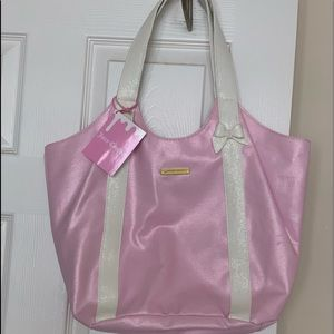 Juicy Couture Baby Pink Tote (new, with tags)